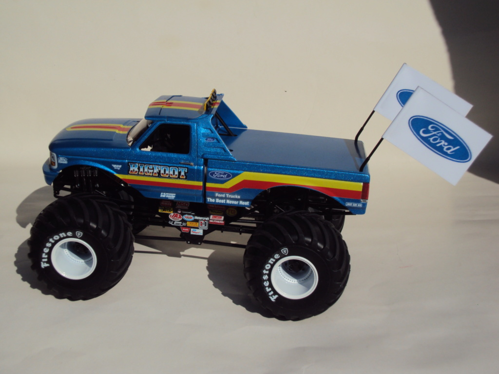 monster truck Bigfoot 10 Dsc04030