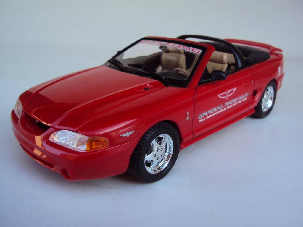 Mustang 1994 Official Pace Car Dsc04129