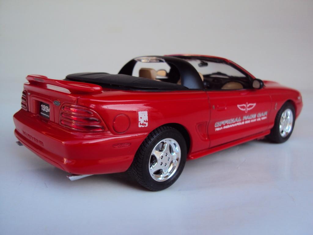 Mustang 1994 Official Pace Car Dsc04135