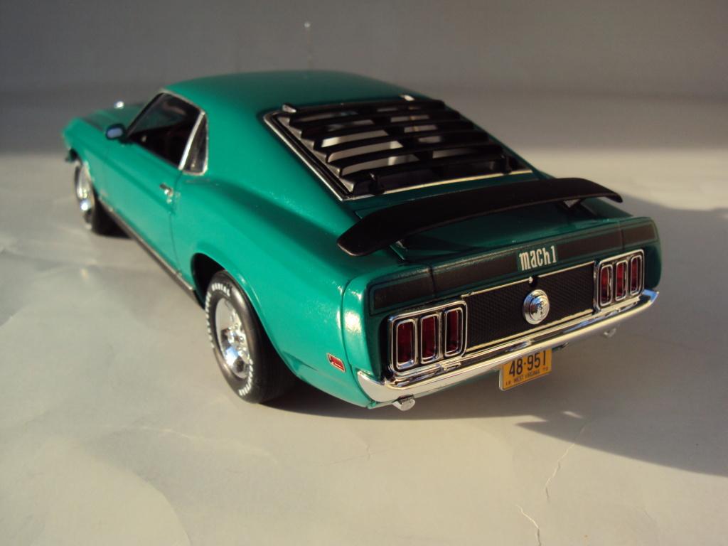 Mustang Mach 1 1970 Dsc05040
