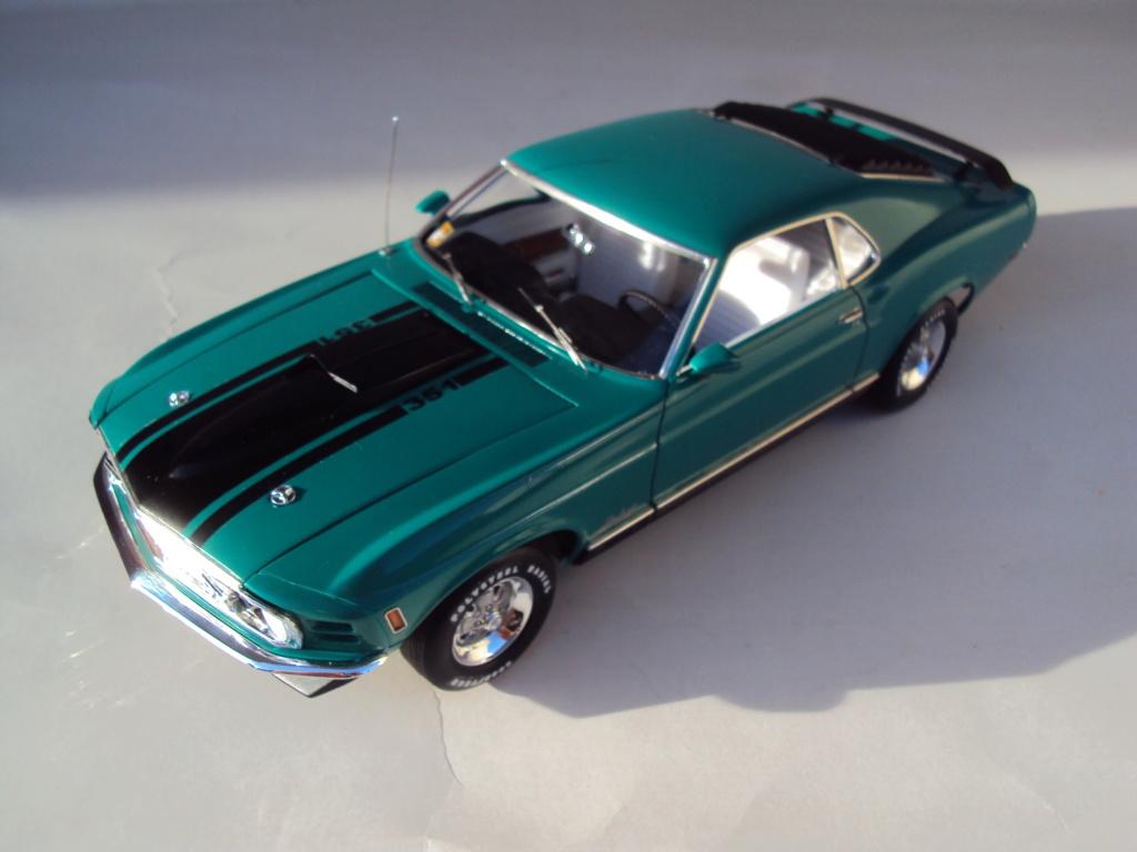 Mustang Mach 1 1970 Dsc05042