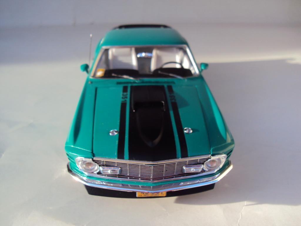 Mustang Mach 1 1970 Dsc05043