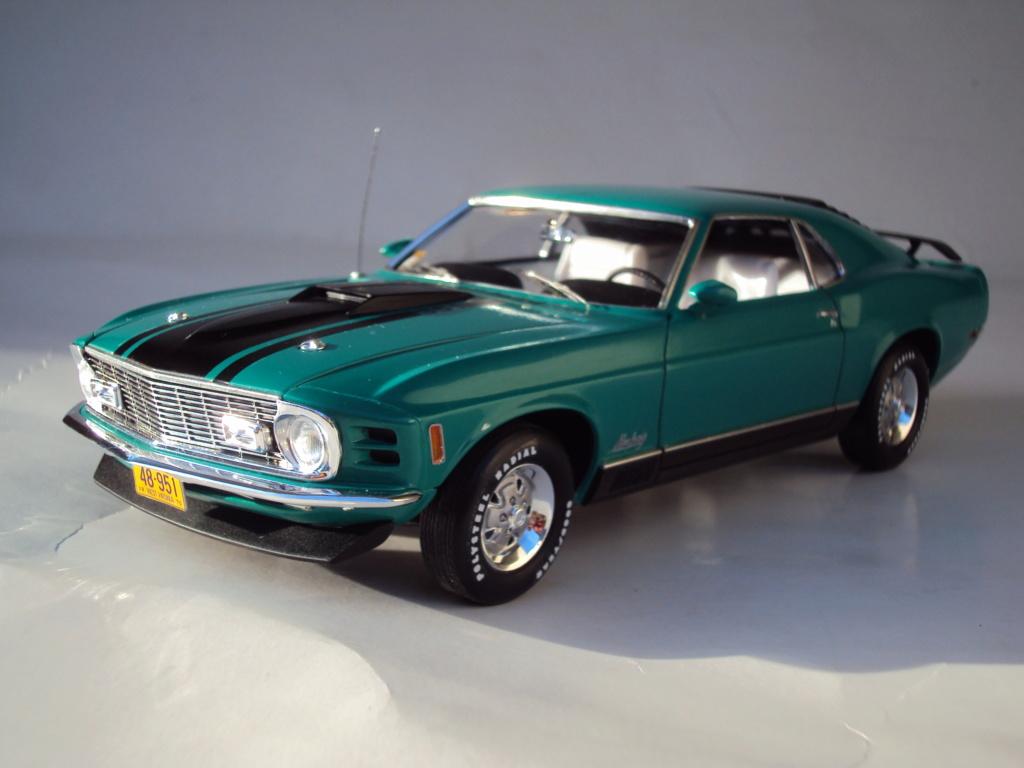 Mustang Mach 1 1970 Dsc05047