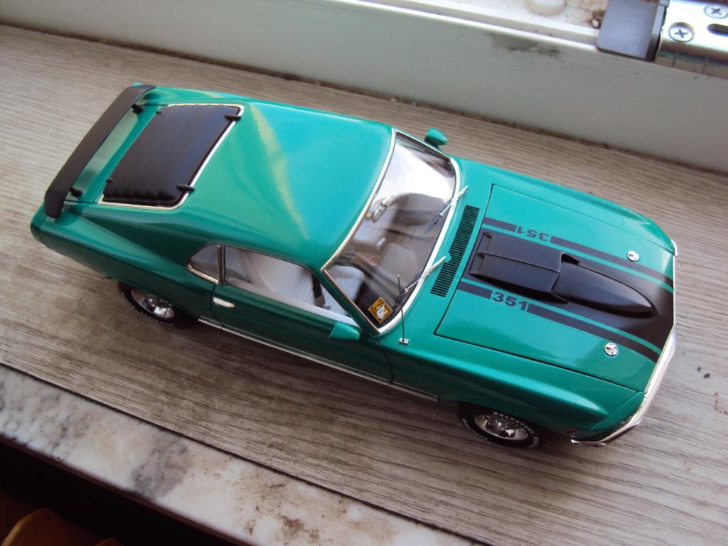Mustang Mach 1 1970 Dsc05050