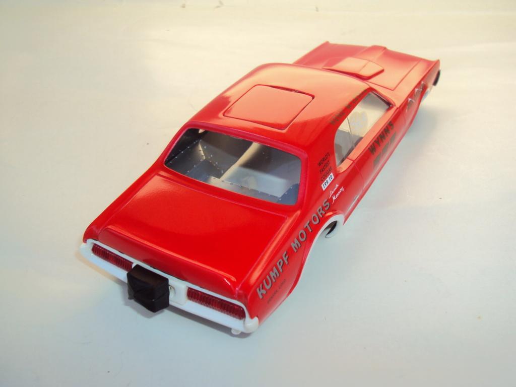 Mercury Cougar 68 funny car - Terminée !!! - Page 8 Dsc05449