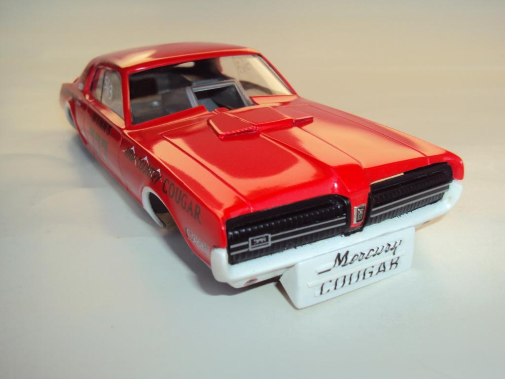 Mercury Cougar 68 funny car - Terminée !!! - Page 8 Dsc05450