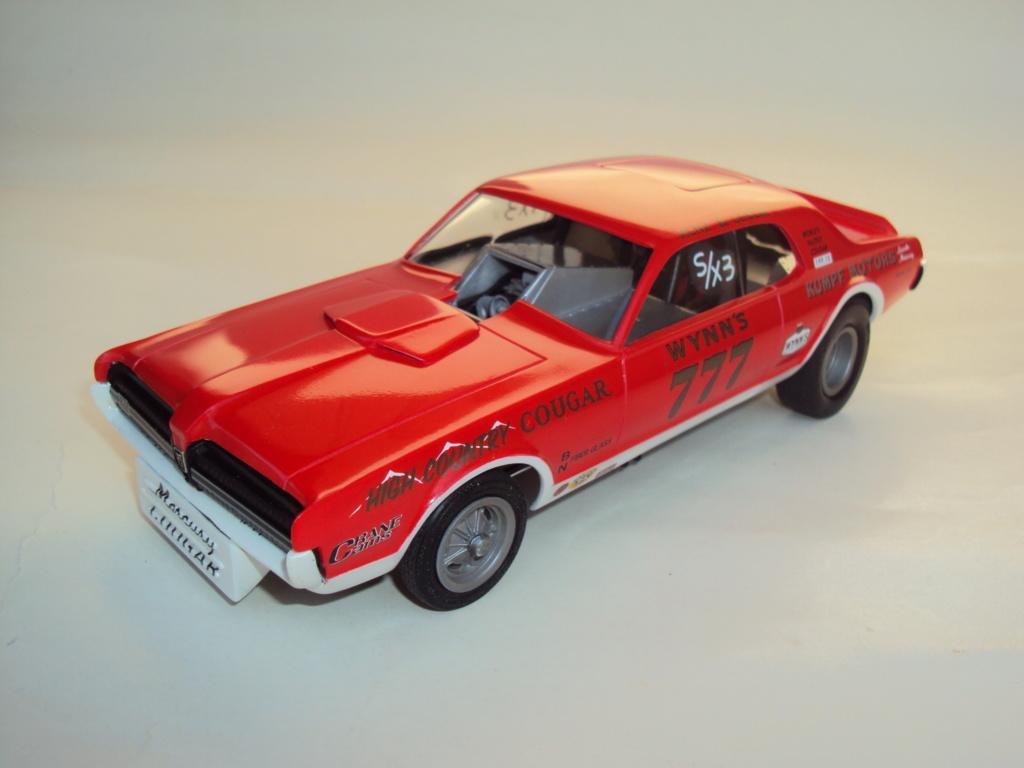 Mercury Cougar 68 funny car - Terminée !!! - Page 8 Dsc05451