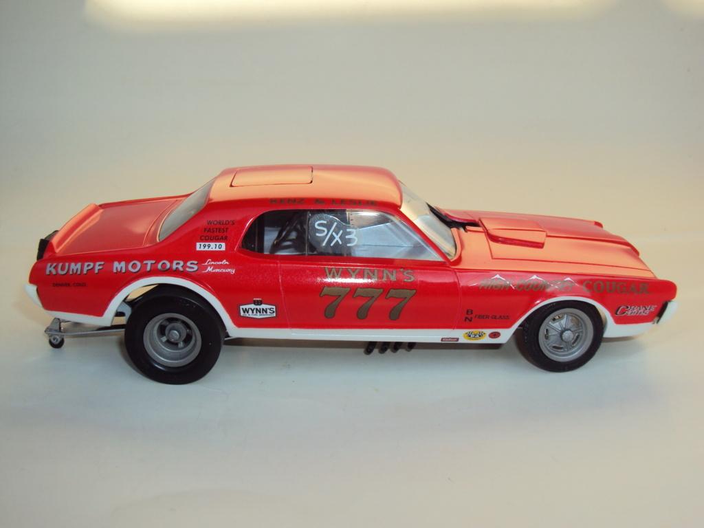Mercury Cougar 68 funny car - Terminée !!! - Page 8 Dsc05512