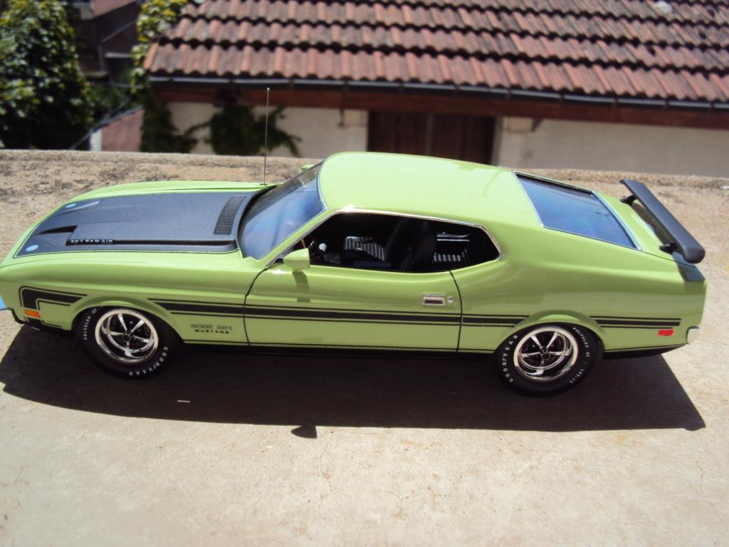 Mustang Mach 1 1970 Dsc07711