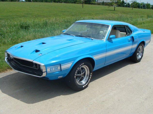 Mustang Mach 1 1970 Ia071210