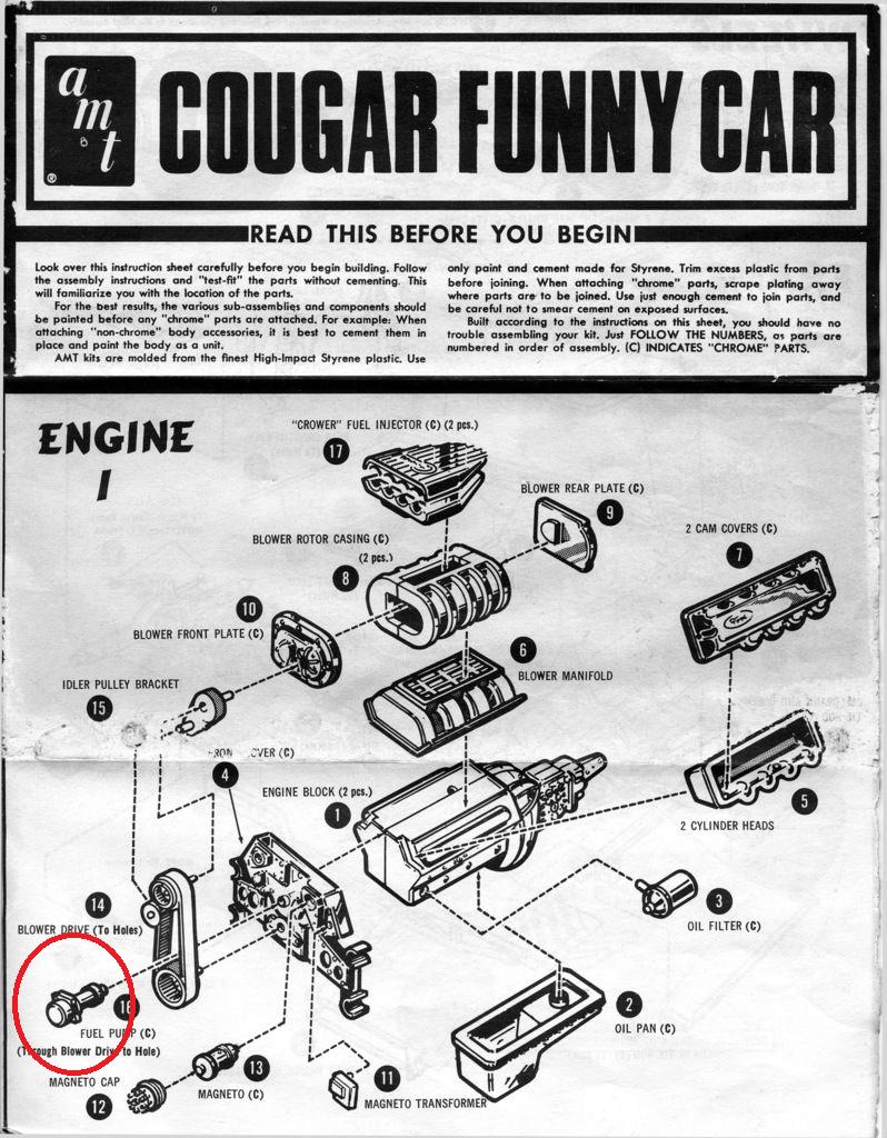 Mercury Cougar 68 funny car - Terminée !!! - Page 7 Sans-t10