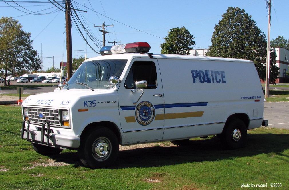 maquette auto police. Van15210