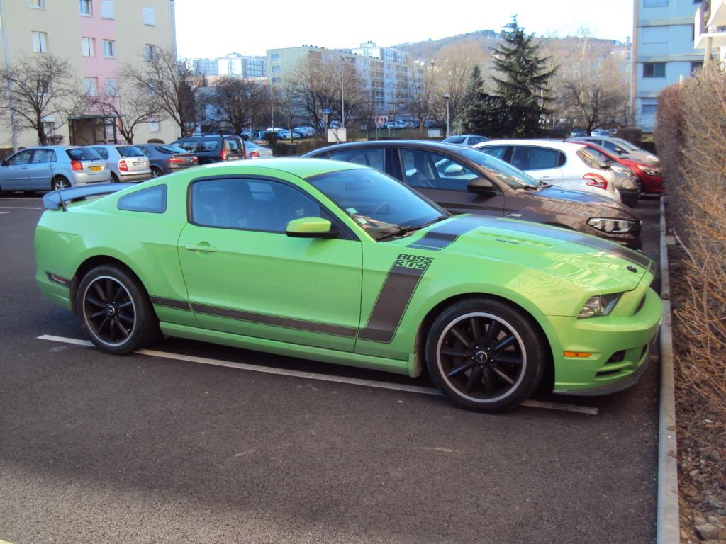 Mustang Boss 302 2013 Vandoe10
