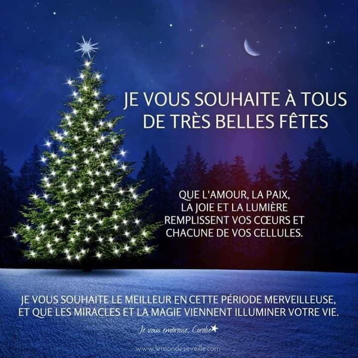 Belles fêtes à vous toutes et vous tous  48379910