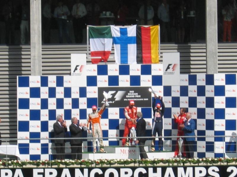 [F1] Giancarlo Fisichella Formul10