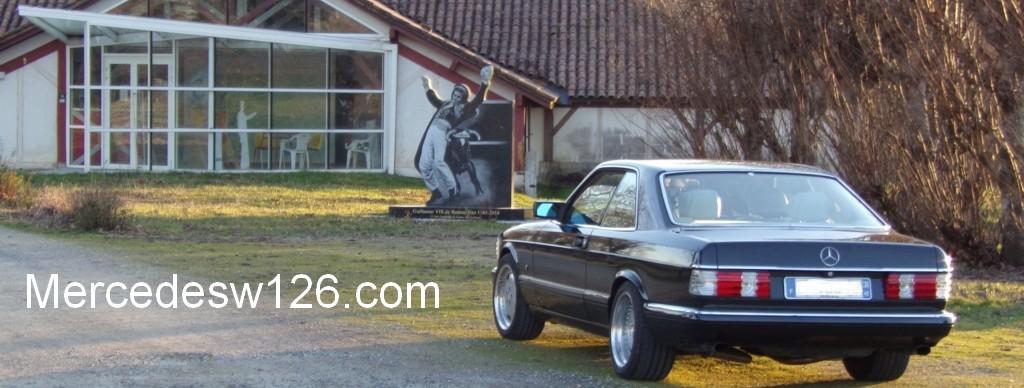 Mercedesw126.com