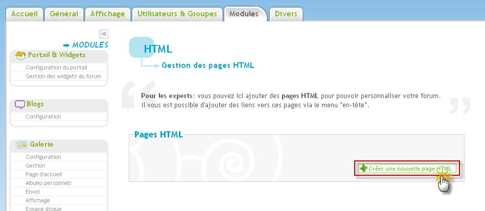 Astuce : Créer une page de chargement à l'entrée de son site ! 30-11-11