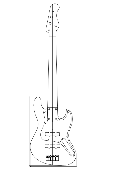 DiGarcia Jazz Bass Img_sa10