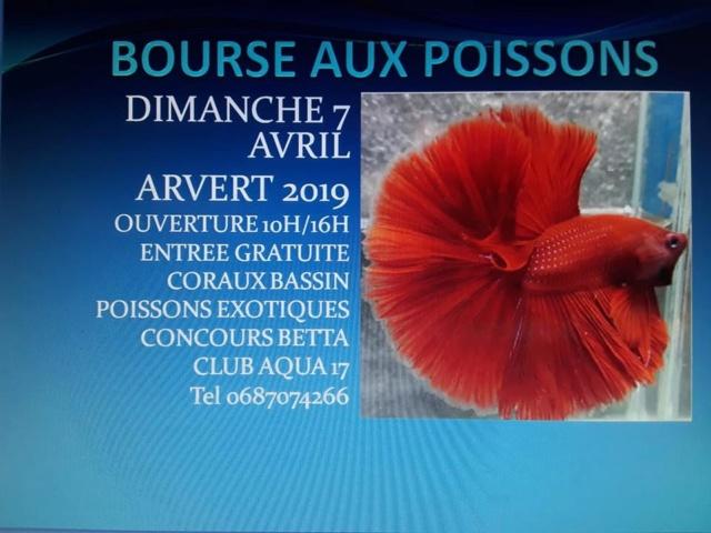 Bourse d'Arvert - 7 avril 2019 Affich15
