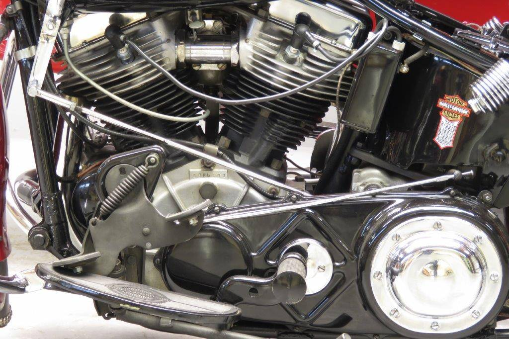 Les vieilles Harley Only (ante 84) du Forum Passion-Harley - Page 19 Harley66