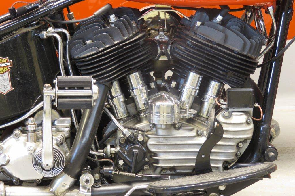 Les vieilles Harley Only (ante 84) du Forum Passion-Harley - Page 19 Harley83