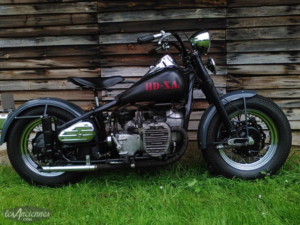 Les vieilles Harley Only (ante 84) du Forum Passion-Harley - Page 20 Hd_xa_16