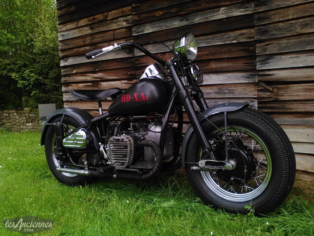Les vieilles Harley Only (ante 84) du Forum Passion-Harley - Page 20 Hd_xa_18