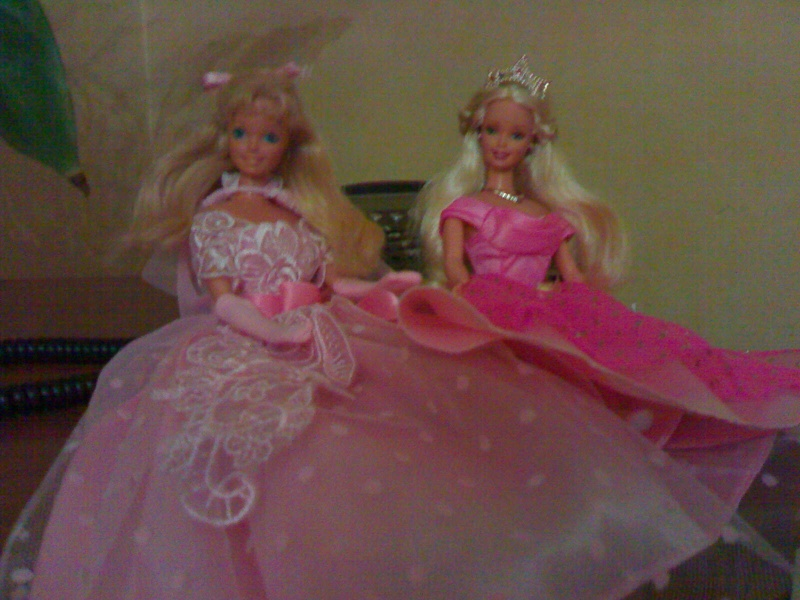Ma Collection de Princesses Barbie 15082010