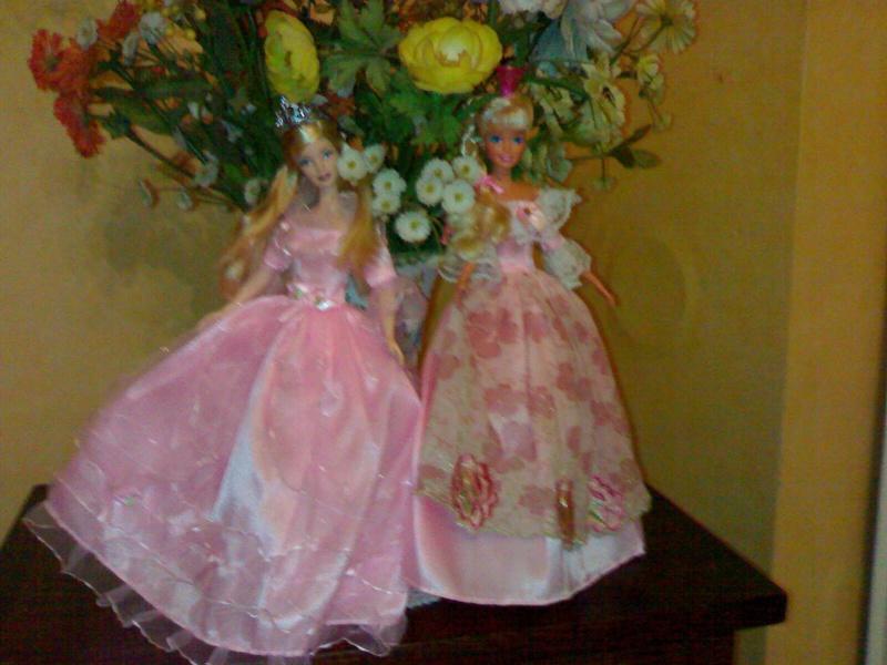 Ma Collection de Princesses Barbie 15112010