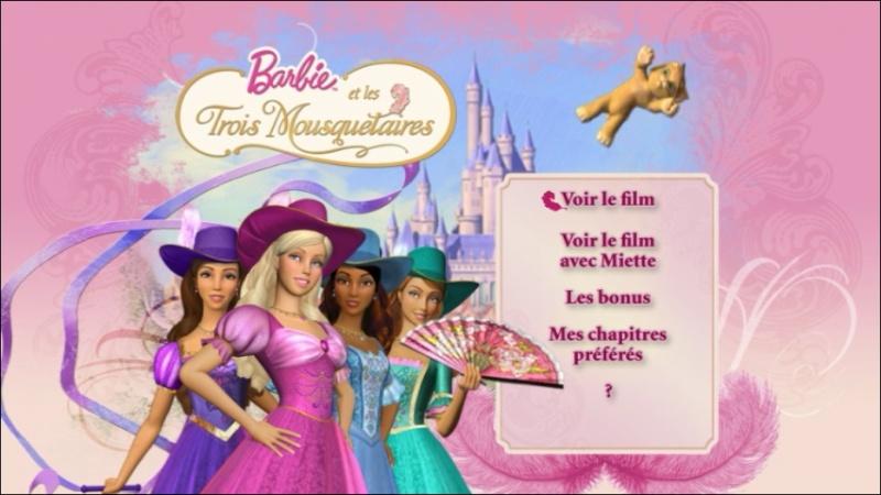 Ma Collection de Princesses Barbie 4960fi10