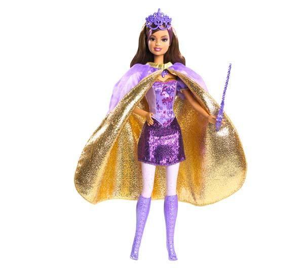 Ma Collection de Princesses Barbie L_025410