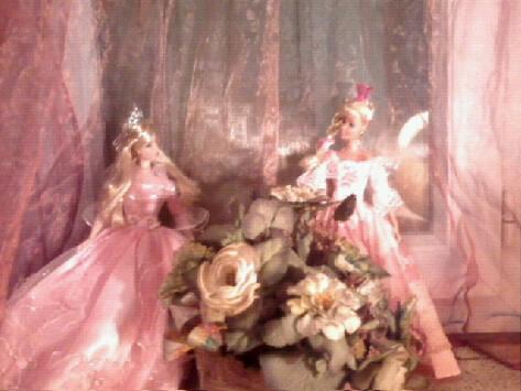 Ma Collection de Princesses Barbie Photo032