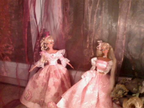 Ma Collection de Princesses Barbie Photo048