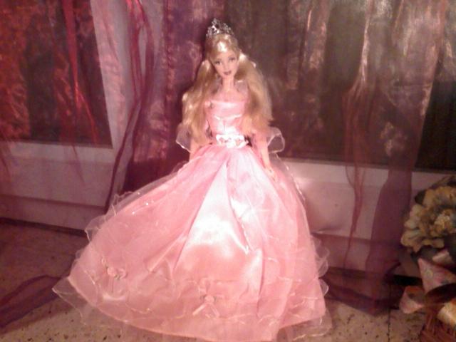 Ma Collection de Princesses Barbie Photo049