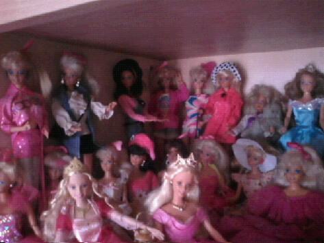 Ma Collection de Princesses Barbie Photo051