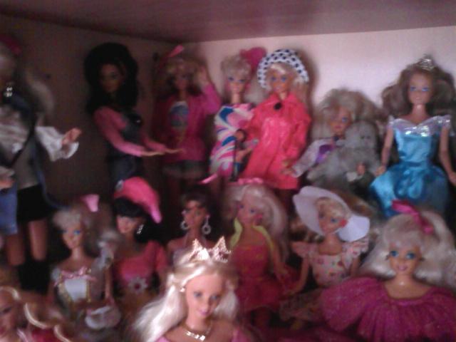 Ma Collection de Princesses Barbie Photo052