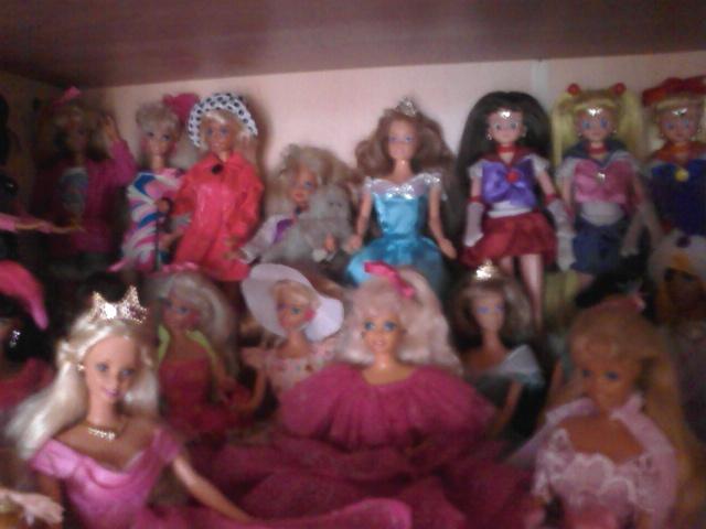 Ma Collection de Princesses Barbie Photo053