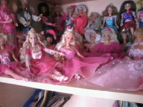 Ma Collection de Princesses Barbie Photo054