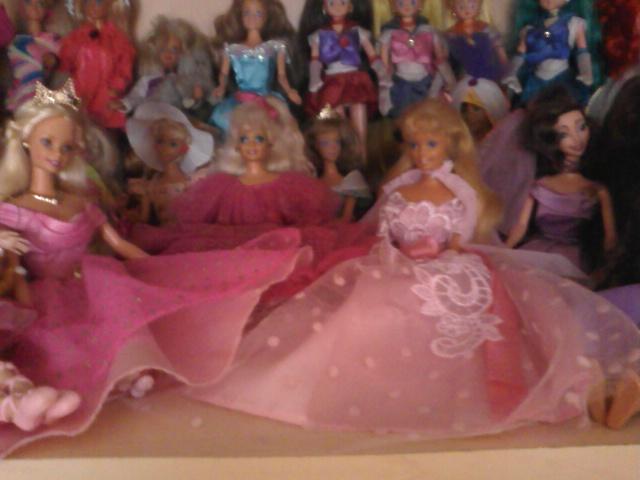 Ma Collection de Princesses Barbie Photo055