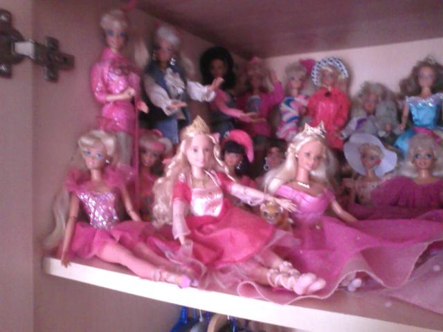 Ma Collection de Princesses Barbie Photo056