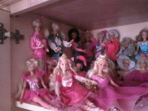 Ma Collection de Princesses Barbie Photo057