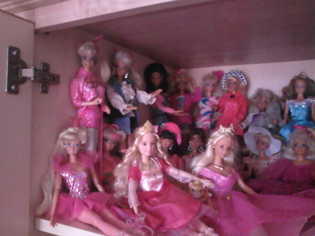 Ma Collection de Princesses Barbie Photo058