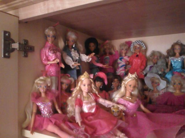 Ma Collection de Princesses Barbie Photo059