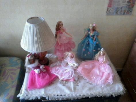 Ma Collection de Princesses Barbie Photo060