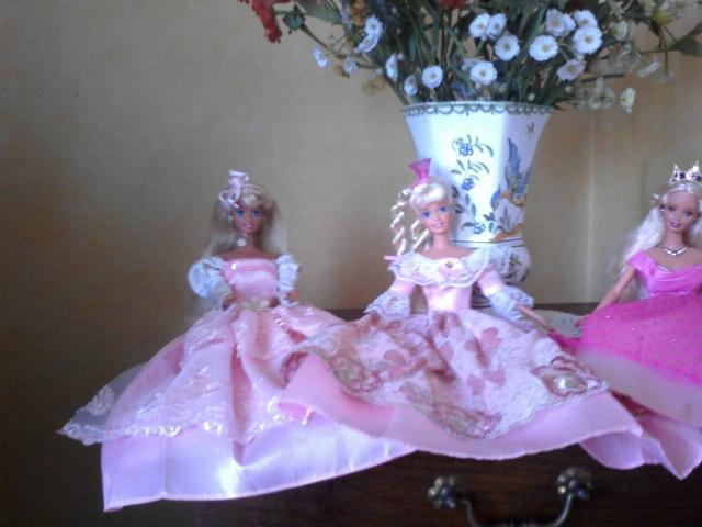 Ma Collection de Princesses Barbie Photo146