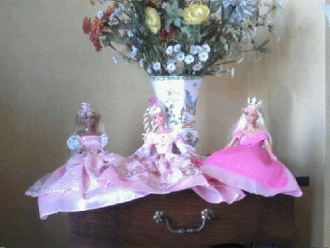 Ma Collection de Princesses Barbie Photo149