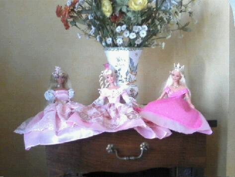 Ma Collection de Princesses Barbie Photo150