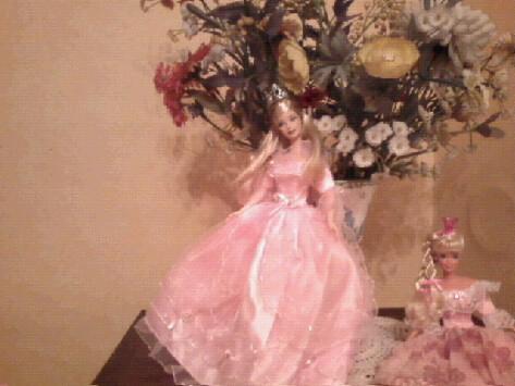 Ma Collection de Princesses Barbie Photo210