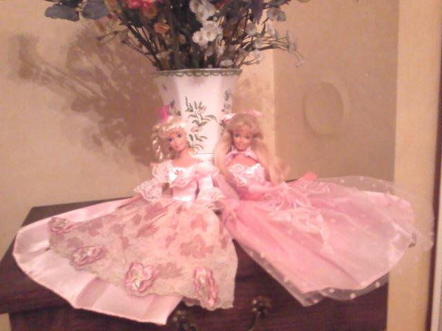 Ma Collection de Princesses Barbie Photo220