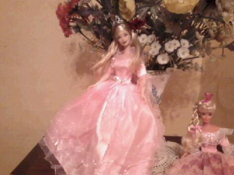 Ma Collection de Princesses Barbie Photo227